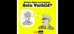 ZDF'e Atatürk tepkisi