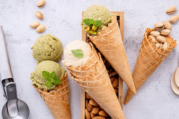 Dondurmayı gece tüketin