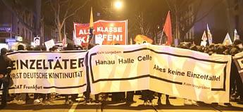 """Hanau katliamı 1 yılında: """"Artık yeter, unutmak da affetmek de yok!"""""""