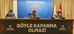 """İstanbul Tabip Odası: """"Böyle kapanma olmaz"""""""