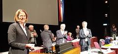 Oberursel'de kadın belediye başkanı dönemi – Gürsel Köksal