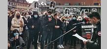 Hanau'da katledilenler anıldı