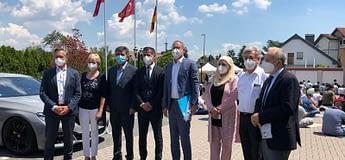Türk-Alman Sağlık Vakfı camilerde pandemiyi anlatıyor