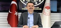 """Pakdemirli: """"Türkiye'nin geleceği 1. Su Şurası'nda masaya yatırılacak"""""""
