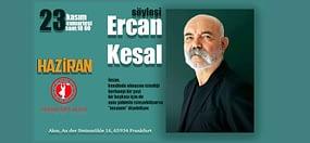 Ercan Kesal Frankfurt'a geliyor