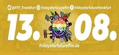 Frankfurt'ta merkezi iklim grevi çağrısı