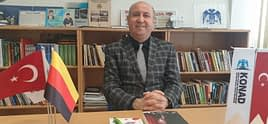 KONAD Başkanı Sait Özcan: Türkçe yabancı dil dersi olmalı