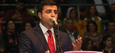 Demirtaş: HDP çözüme taliptir, adres de TBMM'dir