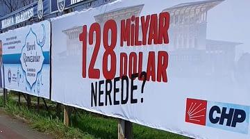 CHP'den 'kayıp 128 milyar dolar' için TBMM hamlesi