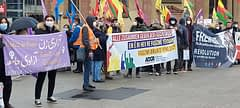 Frankfurt: İstanbul Sözleşmesi feshedilemez