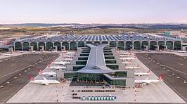 Havalimanı değil, tam bir karadelik