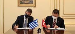 İstanbul ve Atina arasında 'İyi niyet protokolü' imzalandı