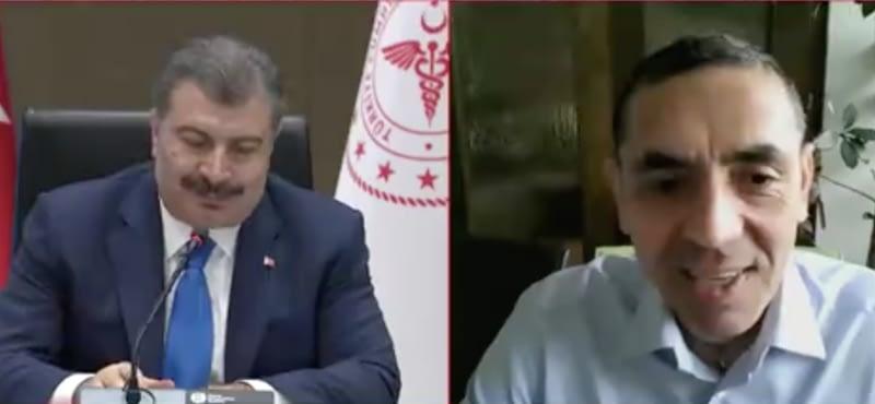Prof. Dr. Uğur Şahin'den 120 milyon doz aşı sözü