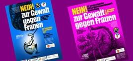 """Reutlingen'de """"Kadına yönelik şiddete hayır!"""" karikatür sergisi başlıyor"""