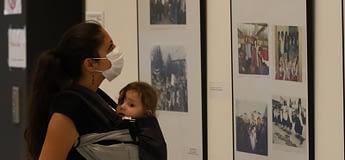 Gazeteci Ali Çarman'dan göçün 60'ncı yılı sergisi