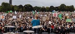 Fridays for Future: Almanya'da genel seçim öncesinde 620 bin kişi sokağa çıktı