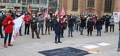 Frankfurt: İstanbul Sözleşmesi'nden vaz geçmeyiz!