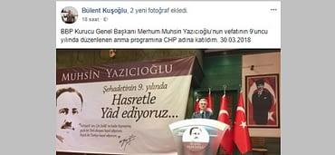 AABK: Alevilerin katillerini kahraman ilan etmek vicdansızlık!