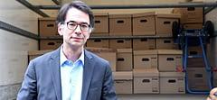 Dr. Lübcke cinayeti dosyaları eyalet parlamentosunda